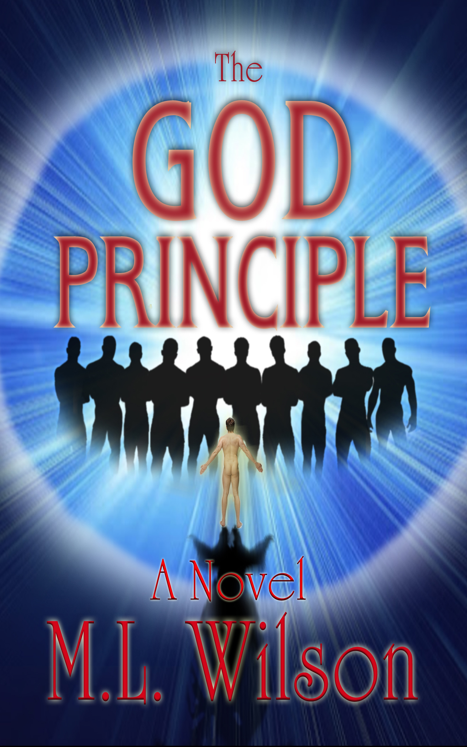 The GOD Principle Book I